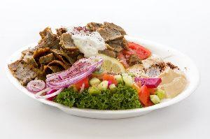 Beckumer Grill mit leckeren Gyros, Pizza und Salaten in Beckum.